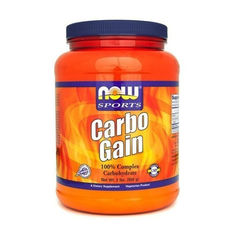 NOW - Carbo Gain 100% Complex Carbohydrate / 908 gr.