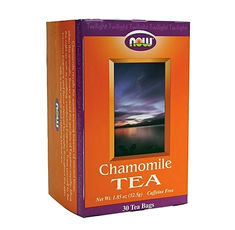 NOW - Chamomile Tea (Чай от Лайка) / 30 packs