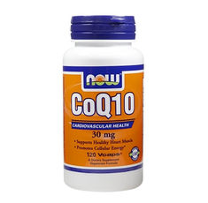 NOW - CoQ10 30mg. / 120 VCaps.