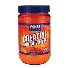 NOW - Creatine Monohydrate Powder 600gr.