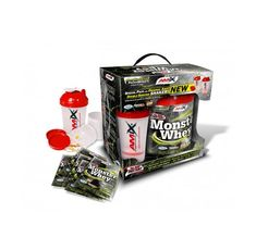 Amix - Anabolic Monster Whey  / 2200gr.