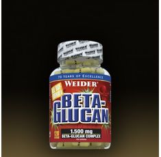 Weider - Beta glucan / 120 caps