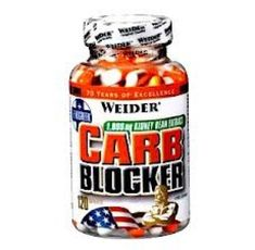 Weider - Carb Blocker  / 120 caps