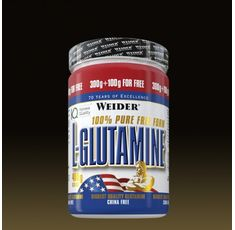 Weider - L-Glutamine Powder / 400 gr