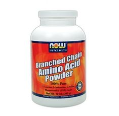 NOW - Branched Chain Amino Acids / 350 gr.
