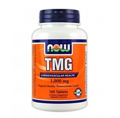 NOW - TMG 1000mg. / 100 Tabs.