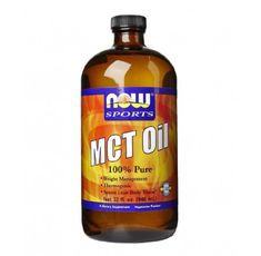 NOW - MCT Oil / 946 ml.