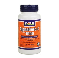 NOW - AlphaSorb-C™ 1000 mg. / 120 Tabs.