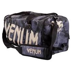 Спортен Сак - VENUM SPARRING SPORT BAG - BLACK/CAMO​