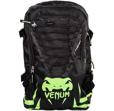 Раница - Venum Challenger Pro Backpack - Black/Neo Yellow​