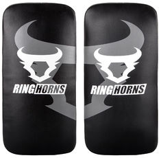 Ringhorns Charger Kick Pads - Black​