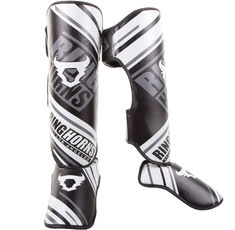 Протектори за крака - Ringhorns Nitro Shinguards Insteps / Black​