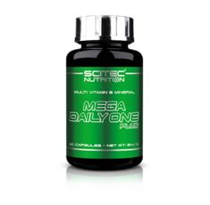 Scitec - Mega Daily One Plus / 60caps.​