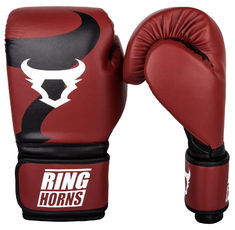 Боксови Ръкавици - Ringhorns Charger Boxing Gloves - Red​