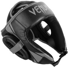 ПРОТЕКТОР ЗА ГЛАВА / КАСКА - Venum Challenger Open Face Headgear - Black/Grey​
