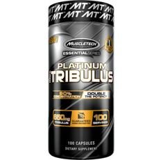 MuscleTech - Platinum 100% Tribulus / 100caps.​