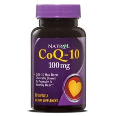 Natrol CoQ-10 100mg / 60caps.