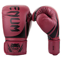 Боксови ръкавици - Venum Challenger 2.0 Boxing Gloves - Red Wine/Black