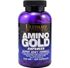 Ultimate Nutrition Amino Gold 1000mg/250 tbl