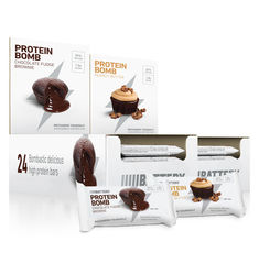 Battery Nutrition Protein Bomb / 24 x 60гр.