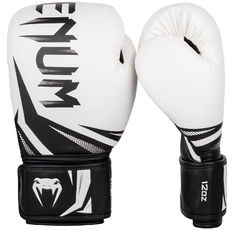 Боксови ръкавици - Venum Challenger 3.0 Boxing Gloves - White/Black