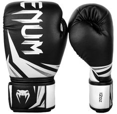 Боксови ръкавици - Venum Challenger 3.0 Boxing Gloves - Black/White​