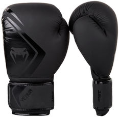 Боксови Ръкавици - Venum Boxing Gloves Contender 2.0 - Black/Black