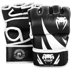 ММА ръкавици без палец - Venum Challenger MMA Gloves - Without Thumb - Black