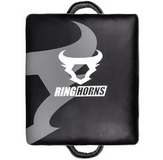 Щит за Удари с Крак - Ringhorns Charger Square Kick Pads - Black