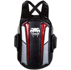 Протектор за тяло - Venum Elite Body Protector - Black/Ice/Red