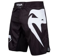Шорти - Venum Light 3.0 Fightshorts - Black/White