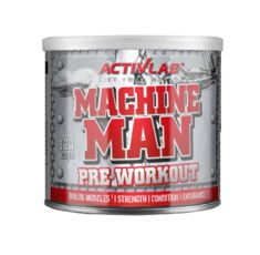 ActivLab - Machine Man Pre Workout / 120caps.
