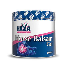HAYA LABS Horse Balsam Gel / 500 ml.