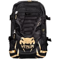 Раница - Venum Challenger Pro Backpack - Black/Gold