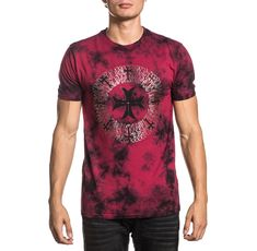 Affliction - Rome / RED/BLACK