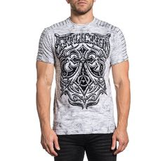 Affliction - Midnight Dirge / White/Light
