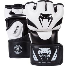 ММА Ръкавици - Venum Attack MMA Gloves - Skintex Leather