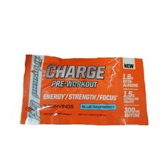 PHYSIQUE NUTRITION Charge Pre-Workout / Доза
