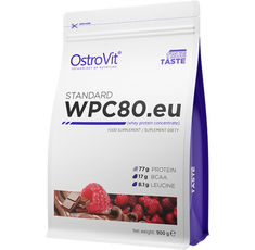 Ostrovit - Whey Protein Concentrate 80% / 900 gr.​