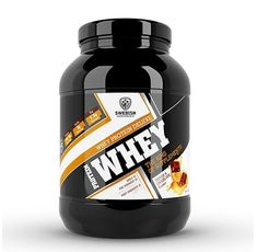 SWEDISH Supplements - Whey Protein Deluxe