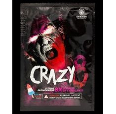 SWEDISH Supplements - Crazy 8 / Extreme PreWorkout