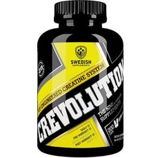SWEDISH Supplements - Crevolution Magnum / Watt's Up