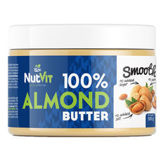 OstroVit - 100% Almond Butter Smooth / 500 gr​