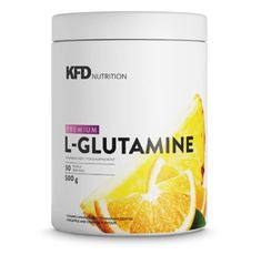 KFD Premium Glutamine - Raspberry Grapefruit