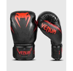 Боксови Ръкавици - Venum Impact Boxing Gloves - Black/Red​