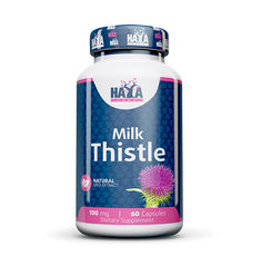Haya Labs - Milk Thistle 100mg / 60 caps