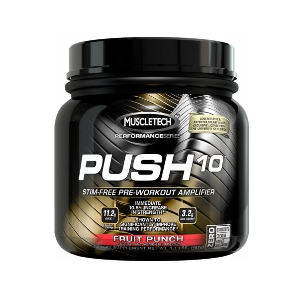 MuscleTech - Push 10 / 32 serv.