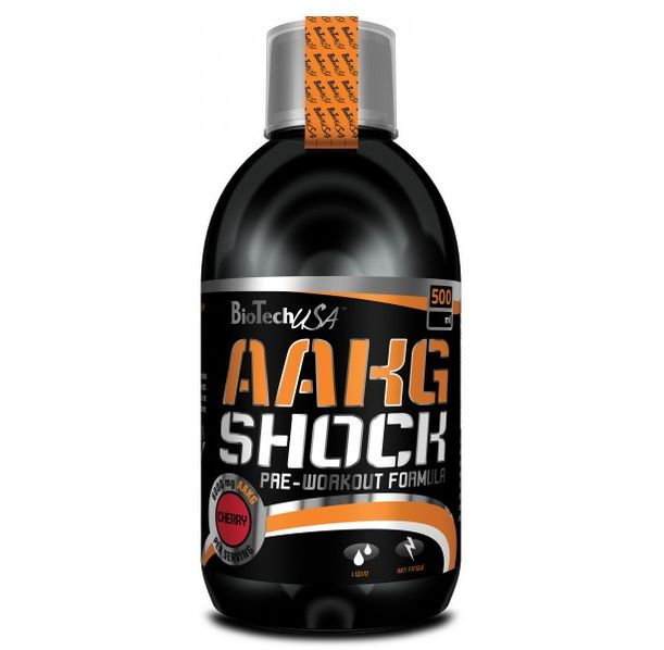 BioTech - AAKG Shock Extreme /  1000 ml
