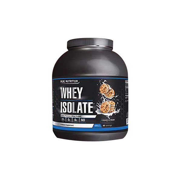 Pure Nutrition - Pure Whey Isolate / 1814gr.