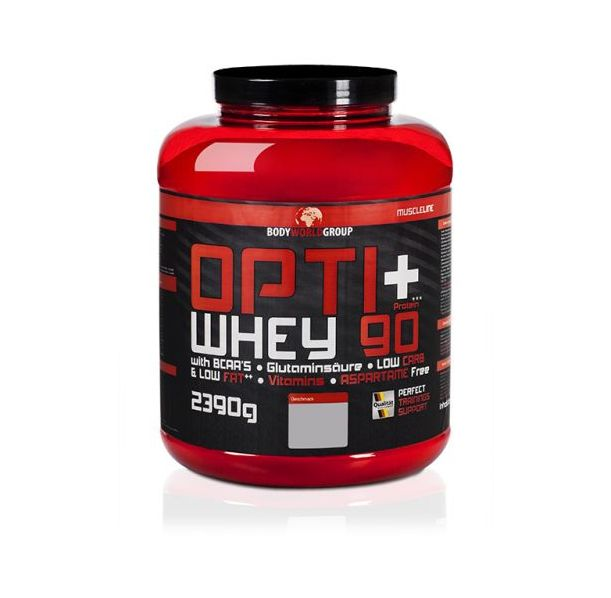 BWG - Opti+ Whey 90 Protein / 2390 gr